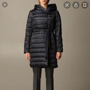 MaxMara Reversible down jacket hood Size 40(S/M)
